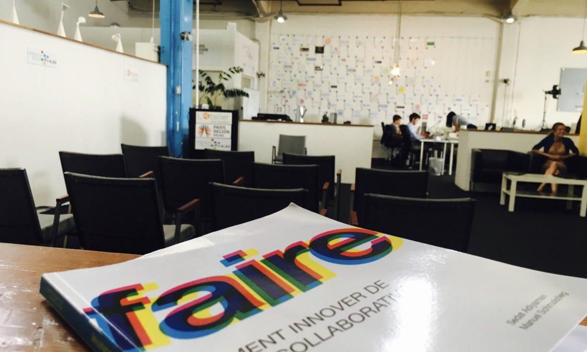 faire : livre sur l'innovation