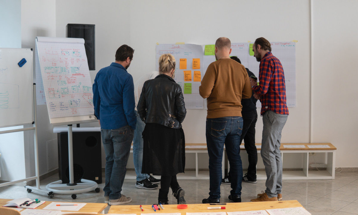 homepage facilitation innovation